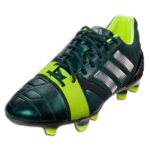 Supply New adidas Nitrocharge 1.0 TRX FG Firm Ground Soccer Green Cheap For Sale
