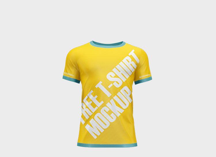 Download Free Male T Shirt Design Mockup Male T Shirt Shirt Mockup Mockup Design