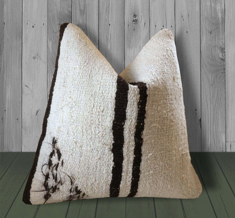 Throw Pillow Covers 16x16 Decorative Cushion Sofa Kilim Pillow Cover Boho Decor Bohemian Turkis In 2020 16x16 Pillow Cover Throw Pillows White Throw Pillow Covers