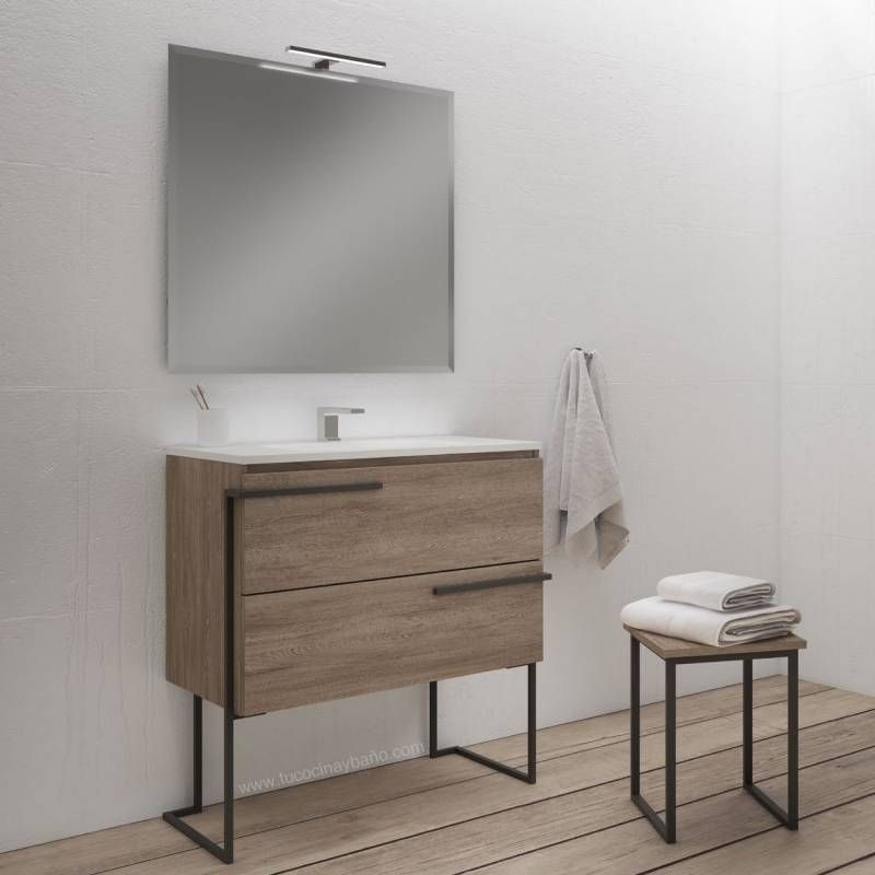 Mueble Bano Neo Industrial Escalante Muebles De Bano Muebles Banos