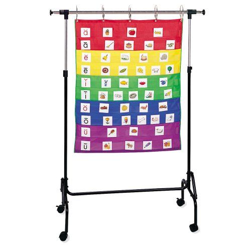Learning resources chart stand adjustable http amazon dp  urje  ref  dcm sw  pi  fcub xnt  also brawny tough wall unknown rh pinterest