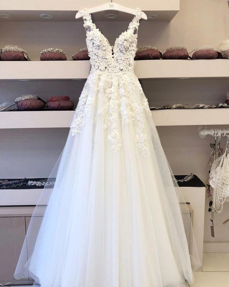 Das perfekte Kleid macht Sie zu einer echten Göttin! Sind Sie einverstanden? We... - Hochzeitskleid #lacebridesmaids