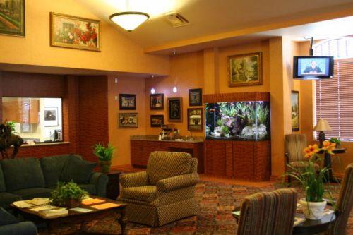 livig room interior Aquariums Pinterest
