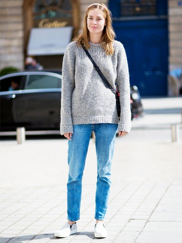 Tip of the Day: How To Do The Girl-Next-Door Look Right via @WhoWhatWear