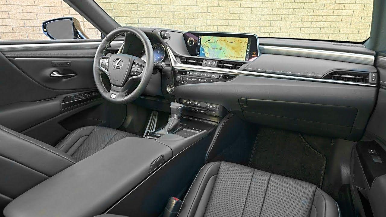 Lexus Es 2019 Interior