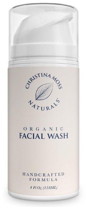 Facial Wash, Organic and 100% Natural Face Cleanser. Skin Clearing Soap, Anti Blemish, Fights Acne, OPI Pedicure Soak, 1 gal