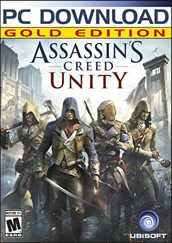 Assassin's Creed Unity Gold Edition [Online Game Code] #gaming | Assassin s creed unity. Assassins creed unity. Assassin's creed