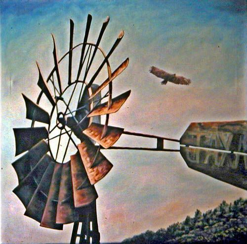 Yet more windmills... - WetCanvas