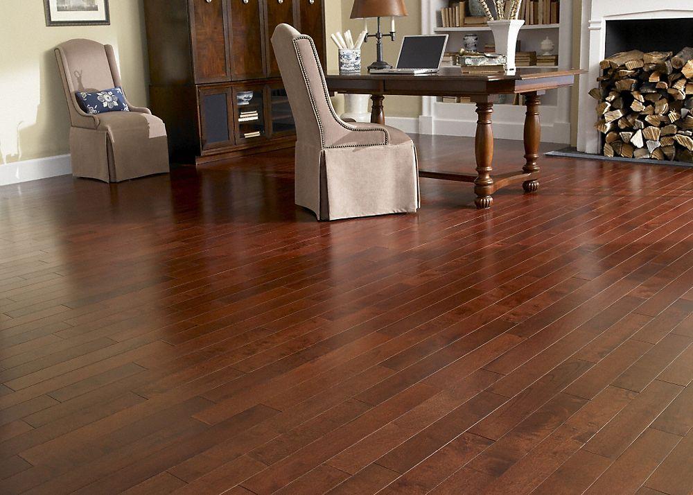 Moroccan Cherry Hardwood Flooring From Lumber Liquidators