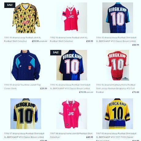 b7d533f9a Enter FSC at checkout for 10% off until start of the season  football   footballshirt  footballshirtcollective  uta  arsenalfc  afc  arsenal  nike   adidas   ...