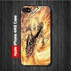 Superheroes Ghost Rider #4 iPhone 4, 4S Case (Black Case) #iPhone4 #iPhone4 #PhoneCase #iPhone4Case #iPhone4Case