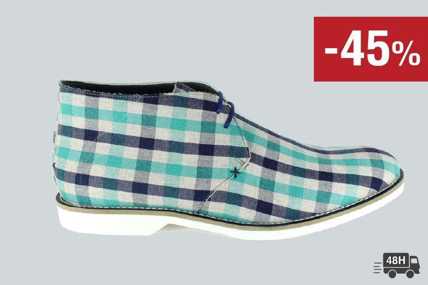 Sapato Decade Azul