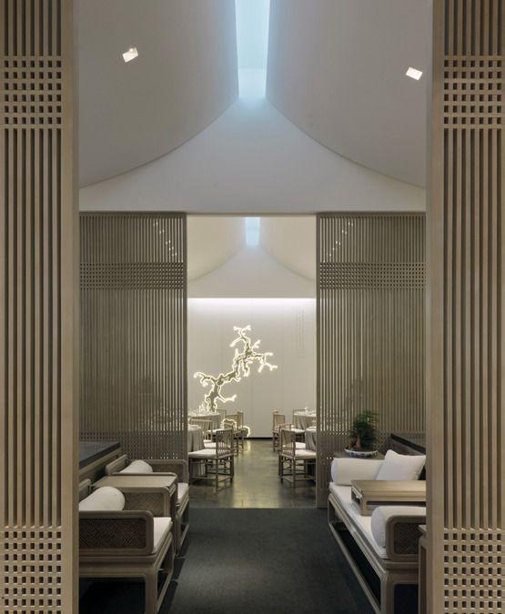 _ chinees interieur aziatisch interieur modern interieur