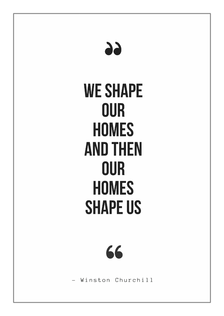 14+1 Home Decor Quotes that Will Inspire You