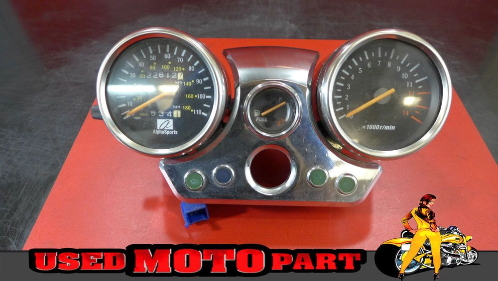 05 Hyosung Aquila Gv 250 Gauges Speedometer Cluster Tachometer Display Parts And Accessories Tachometer Gauges