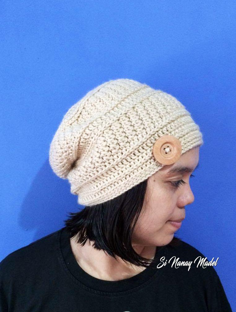 Mindy Hat | Tejido