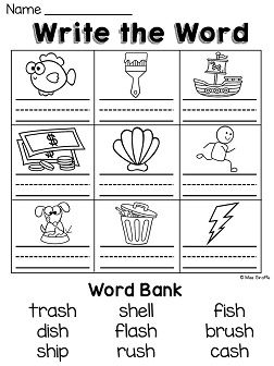 Pin On Literacy Th digraph worksheets first grade