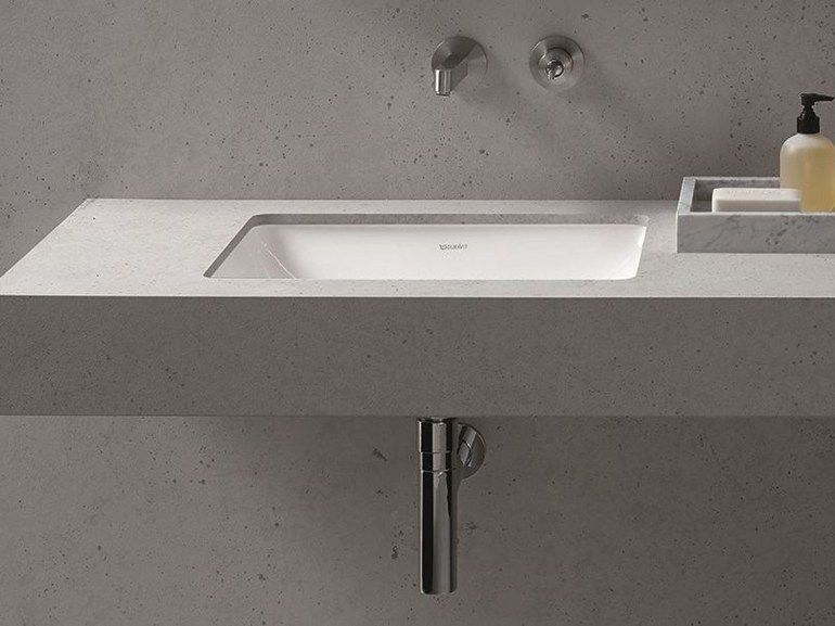 Me  Undermount Washbasin  Duravit Philippe Starck And Loft Bathroom