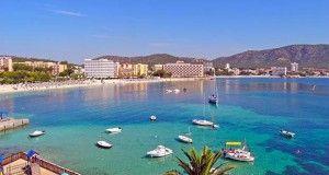 Palma Nova Mallorca Islas Baleares Y Lugares