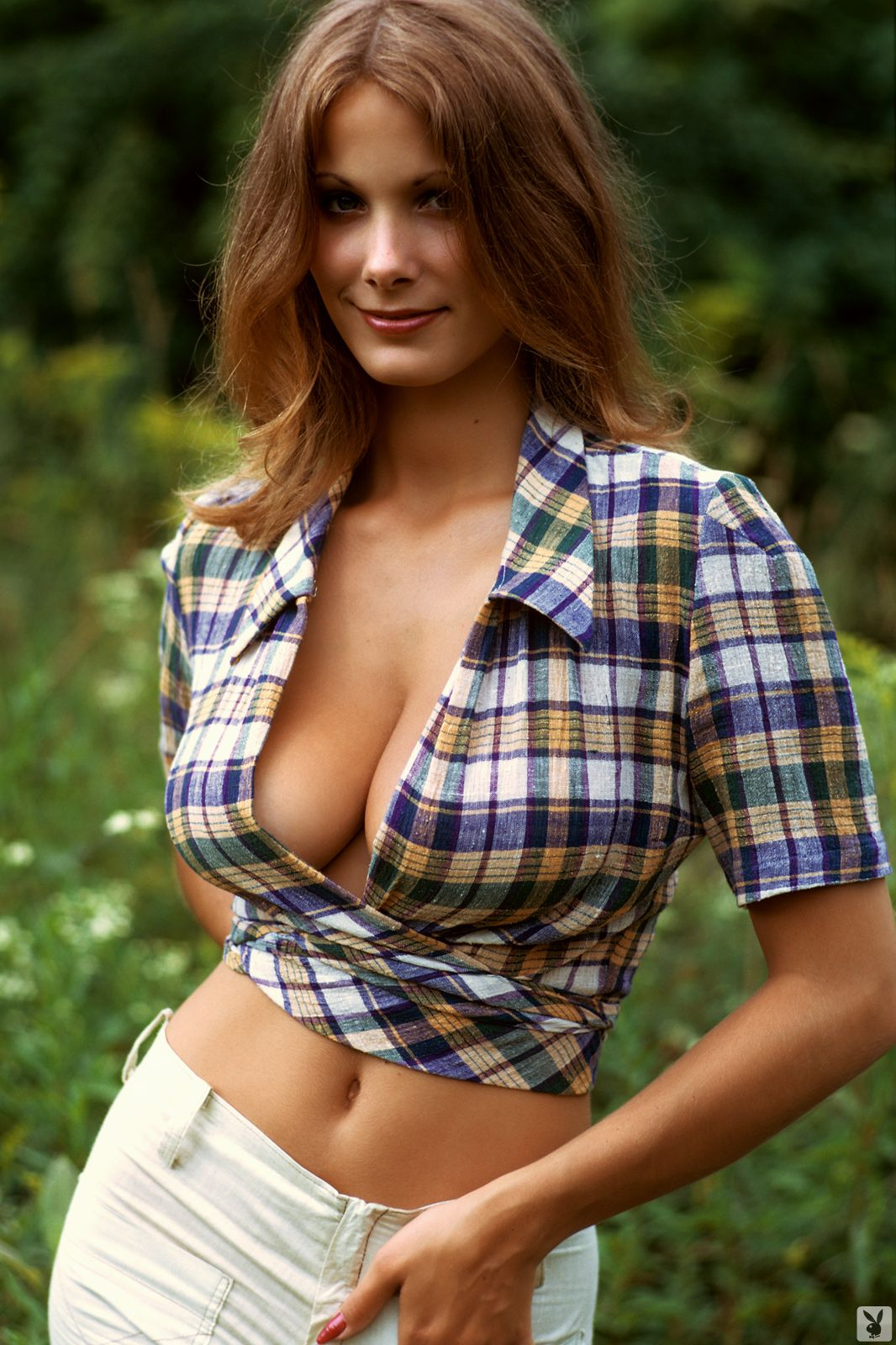 Share your Huge tit cowgirls in plaid phrase and