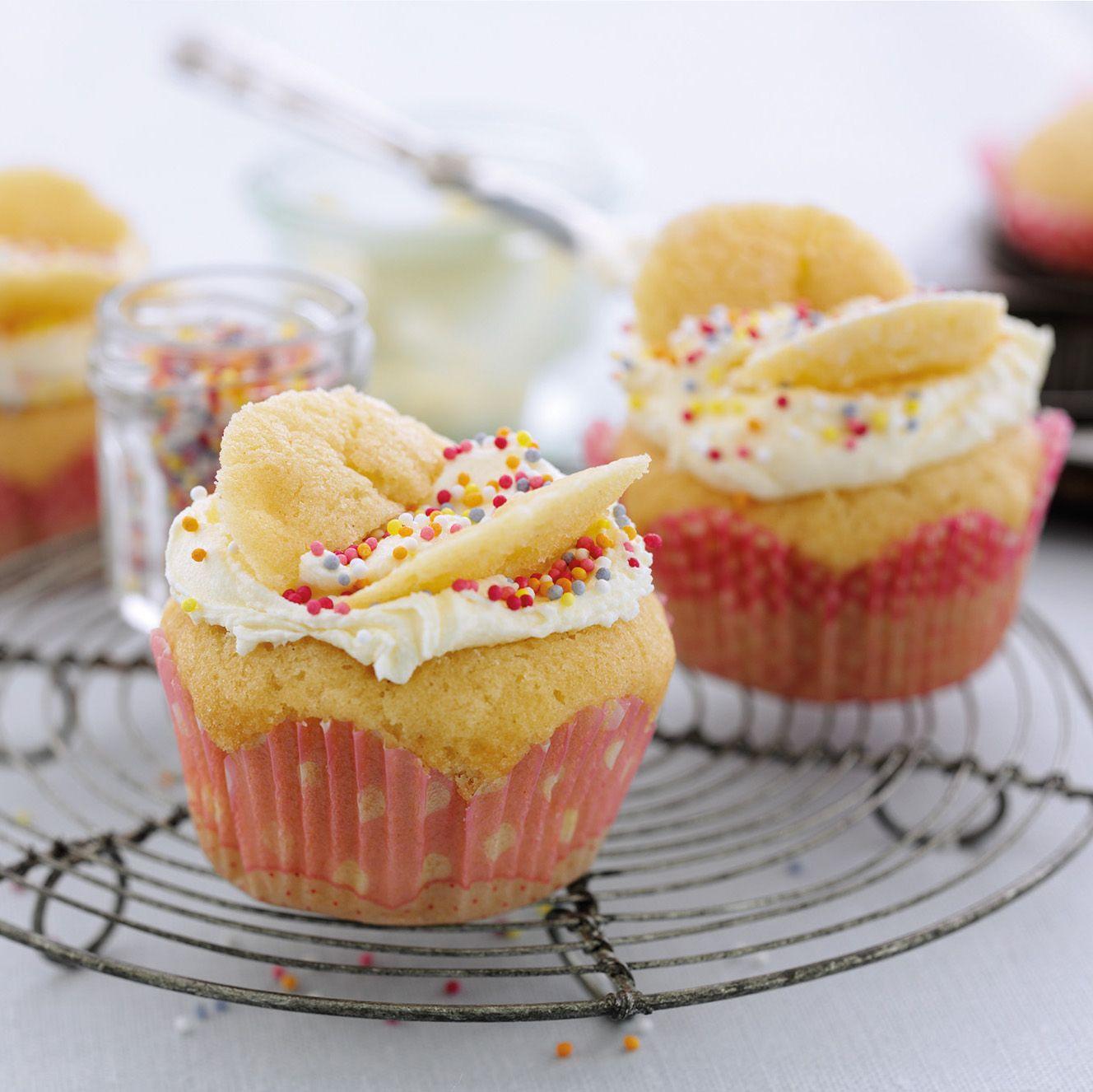 Simple Fairy Cakes