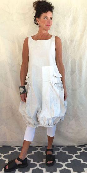 Rundholz DIP Hedgehog Dress / Natural
