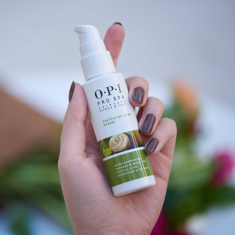 Healthy Nails Are Good For The Soul The Opiprospa Protective Hand Serum Will Soothe Your Skin And Get You In T In 2020 Skin So Soft Healthy Cuticles Facial Skin Care