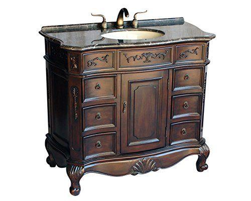 40\ Bathroom Vanities Vintage Style A