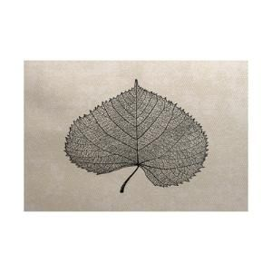 Flipping for Fall Black Indoor/Outdoor Area Rug Rug Size: 2' x 3' by marla