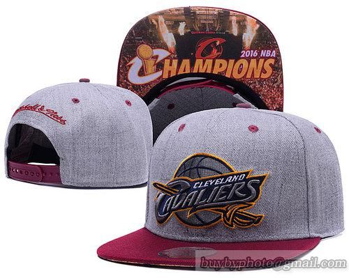 cheap wholesale 2016 finals champion james cleveland cavaliers snapback hats 006 for slae at us8.90
