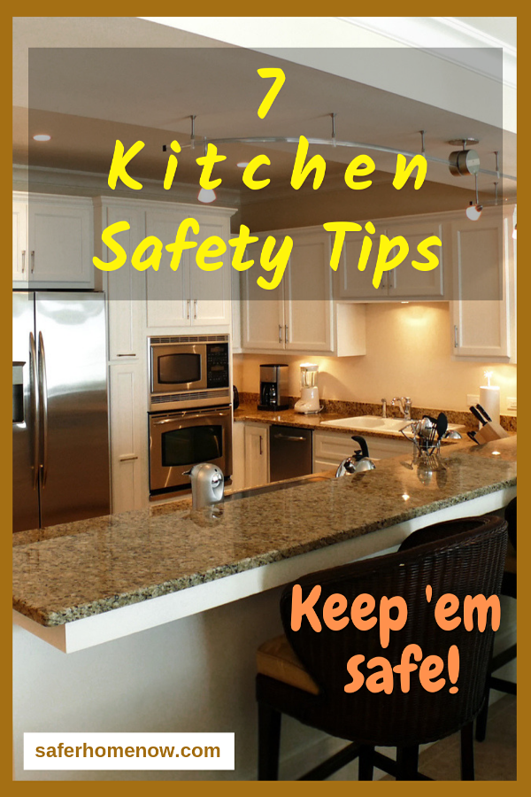 A Child Proof House Part 1: The Kitchen | Kitchen safety ...