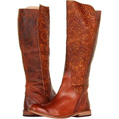 Lucchese Virginia Boot .... Well, this TN chick owns these Virginia boots and LOVES them!!!