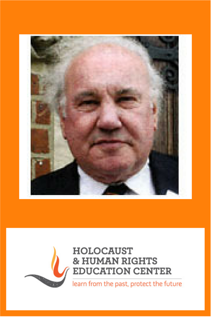 Denny Jacobson, Holocaust Survivor: His family, after escaping from Berlin settled in Epsom, UK. He attended Epsom College and also he gained a BSc in Engineering from University College, London. In 1961 he joined IBM UK as a systems engineer and was with the computer giant for most of his life. Denny is very involved in charity work, including fundraising for research on Parkinson's disease and is helping support groups for Holocaust Survivors.