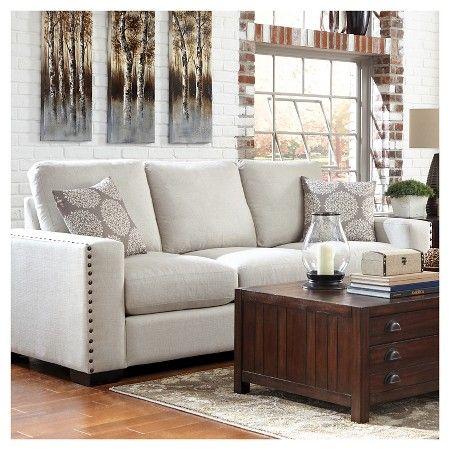 Sensational Sofa Cream Donny Osmond Home Target Apartment Ideas Bralicious Painted Fabric Chair Ideas Braliciousco