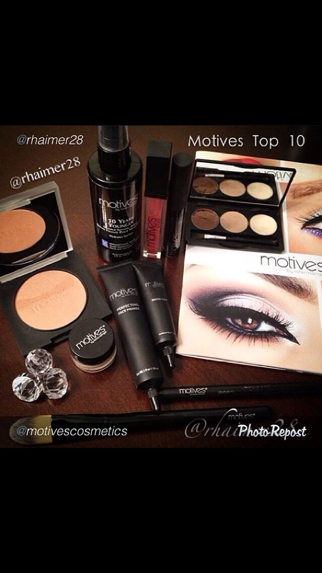 Motives Cosmetics Top 10 Products Must Haves In All Beauty Bags Can T Go Anywhere Or Put Make Up Ok Without My Favs Fac Motives Cosmetics Eye Base Beauty Bag