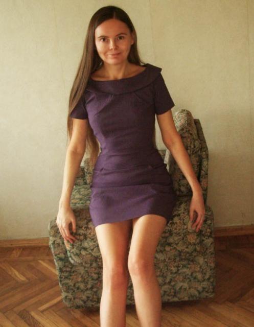 Belle ukrainienne