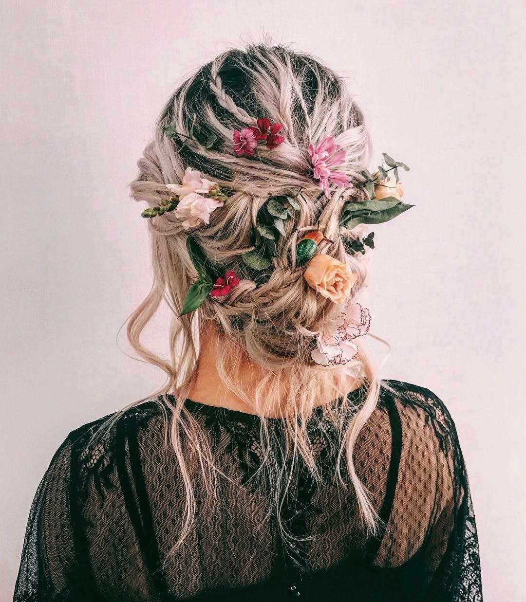 Very pretty hairdos