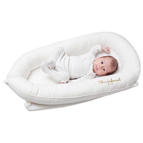 Grey John Lewis Baby Star Bumper