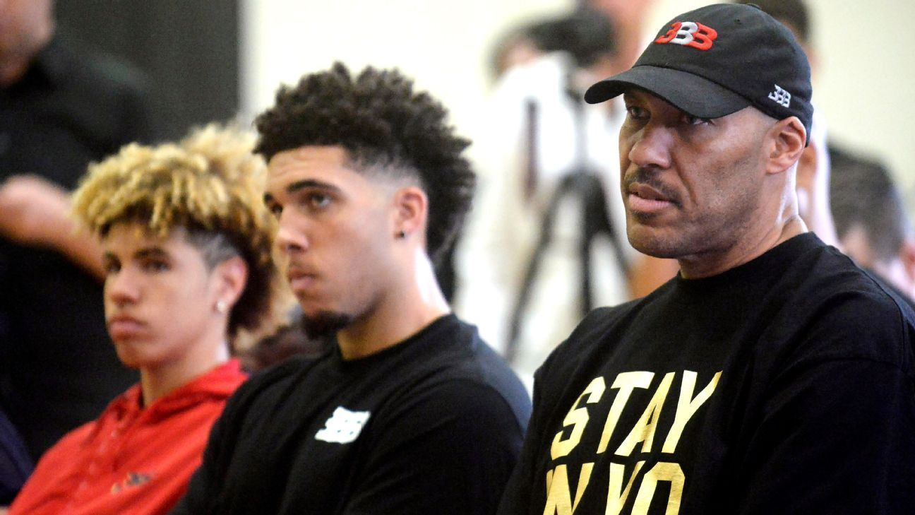 Icymi Sources Ball Bros In Talks With Lithuanian Club Liangelo Ball Lamelo Ball Lonzo Ball