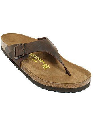 91284bc49044 Birkenstock Como Side Buckle Thong Sandals