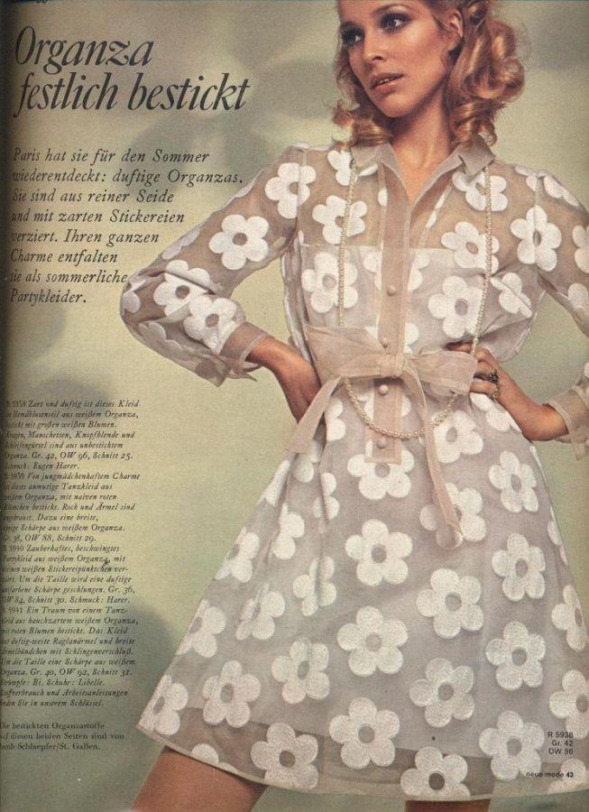 Neue Mode 1969