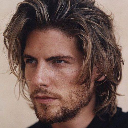Männer lang frisur Frisuren Lang