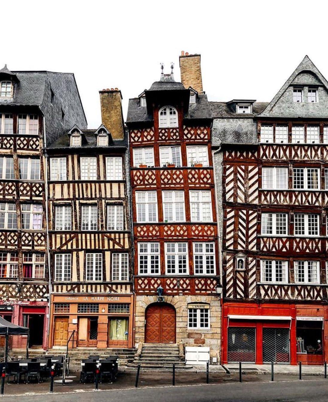 Rennes, France Places around the world, Travel around