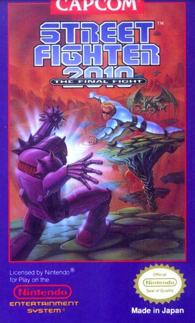 Forgotten Gems It8bit Street Fighter Street Fighter 2010