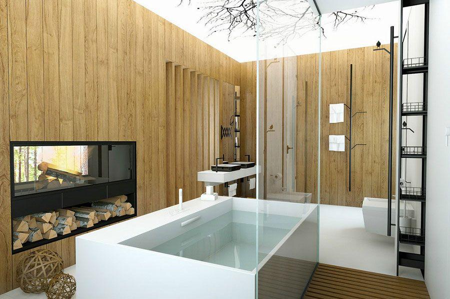 Bagni Di Lusso Moderni Ecco 10 Pro Ti Dal Design