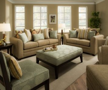 Discontinued 90400 Simmons Avignon Driftwood Sofa And Loveseat Buy Living Room Furniture Sofa And Loveseat Set Living Room Furniture Online