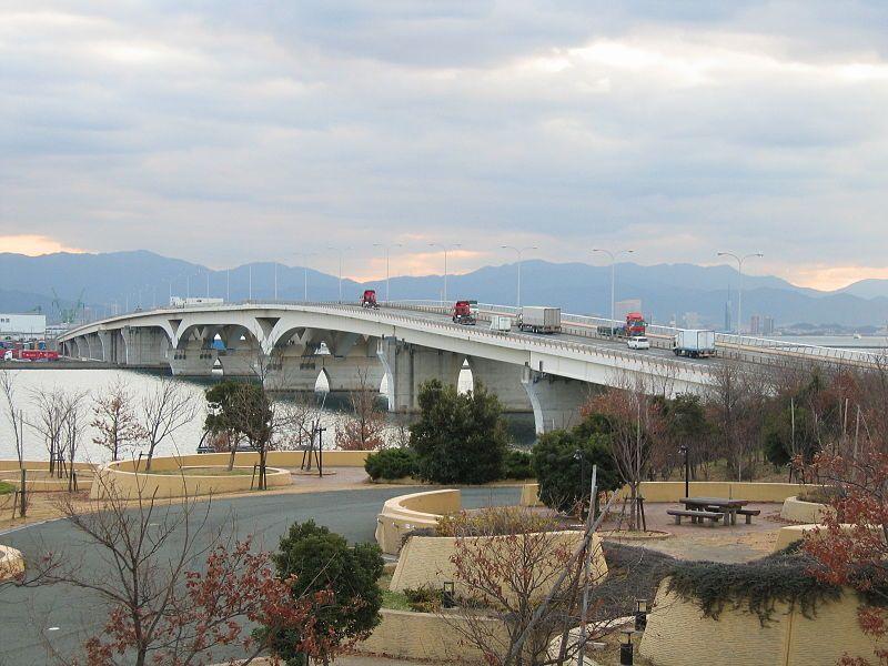 KASHII-KAMOME Bridge  #japan#fukuoka