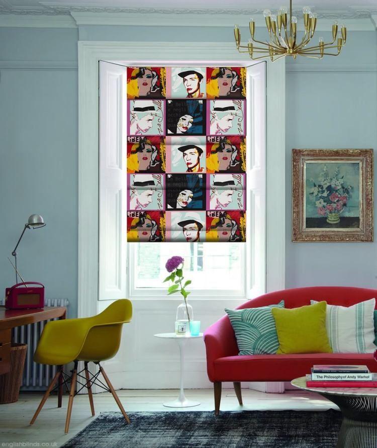 Les années 60 folles influencent encore le design des meubles! Mix