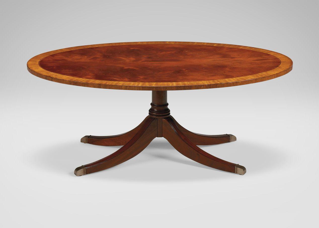Thorton Coffee Table Ethan Allen Coffee Table Living Room Coffee Table Small Coffee Table [ 908 x 1268 Pixel ]