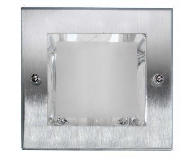 Downlight LED cuadrado | Led, Instalacion, Baños